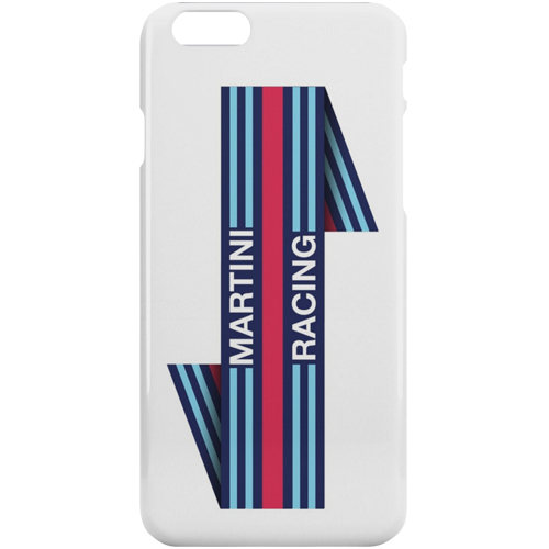 MARTINI RACING(マルティニレーシング)iPhoneカバー(Dデザイン)