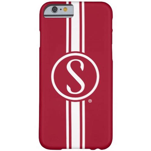 SCHWINN(シュウィン)iPhoneカバー(Bデザイン / クラシックレッド)
