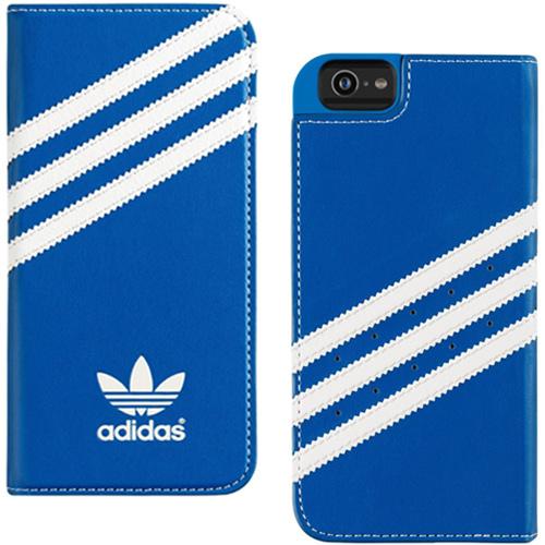 adidas(アディダス)iPhoneフリップレザーカバー(Nデザイン)