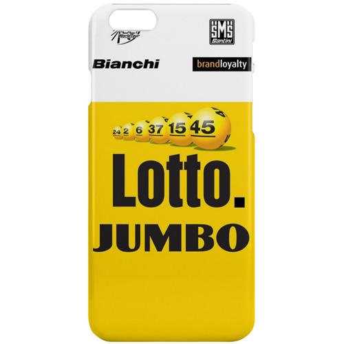 TEAM LOTTO NL-JUMBO(チームロトNLユンボ)iPhoneカバー(Bデザイン)