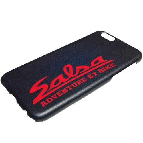 salsa(サルサ)iPhoneカバー(Aデザイン・ブラック)