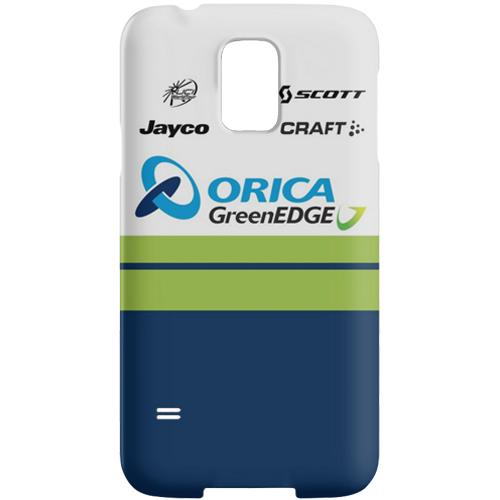 Orica GreenEDGE(オリカグリーンエッジ)Galaxy カバー(Aデザイン)