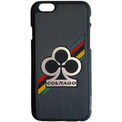 COLNAGO(コルナゴ)iPhoneハイブリッドカバー(Lデザイン / カーボンブラック)