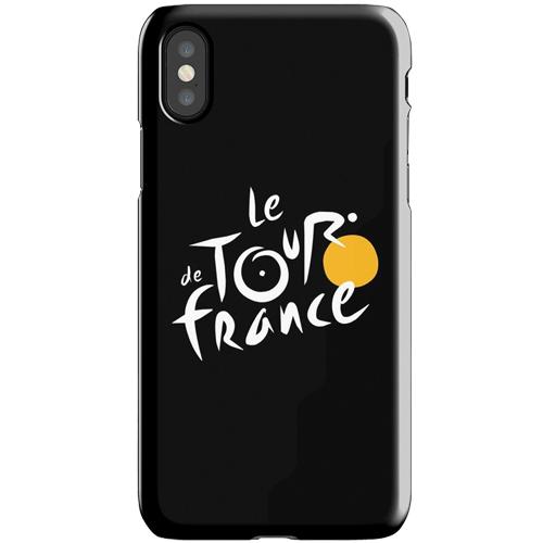 Tour de France(ツールドフランス)iPhoneカバー(Dデザイン / ブラック)
