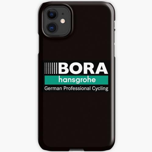 BORA hansgrohe(ボーラハンスグローエ)iPhoneカバー(Dデザイン/ブラック)
