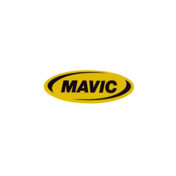 MAVIC(マビック)ロゴステッカー(W4.5/H1.6)