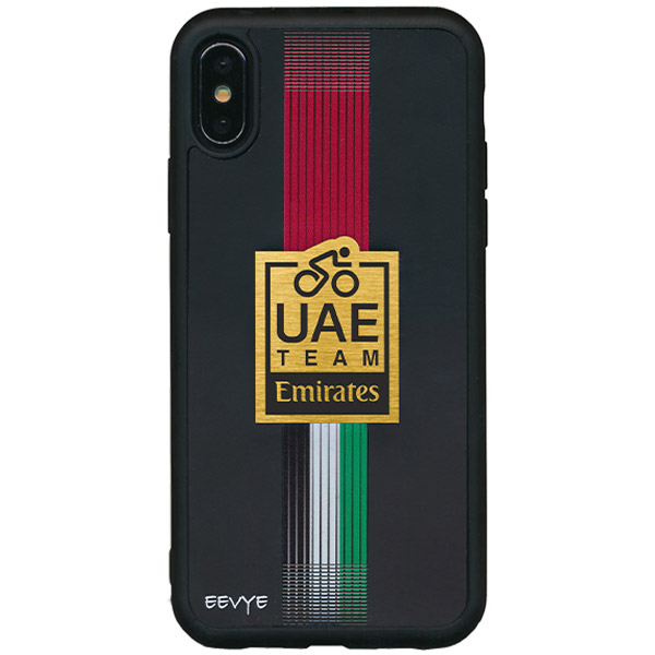 UAE TEAM EMIRATES(ユーエーイー チームエミレーツ)iPhoneハイブリッドカバー(Bデザイン / 2020)