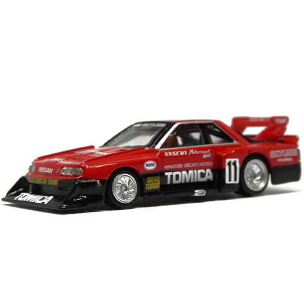 Tomica Premium(トミカ プレミアム)#01 SKYLINE TURBO SUPER SILHOUETTE RACING Car(スカイライン ターボ スーパーシルエット レーシングカー)1/67 ミニカー