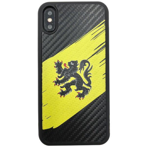 Ronde van Vlaanderen(ロンド ファン フラーンデレン)iPhone ハイブリッドカバー(2020)
