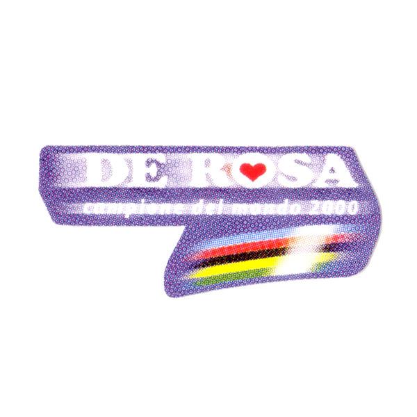 DE ROSA(デローザ)ロゴステッカー