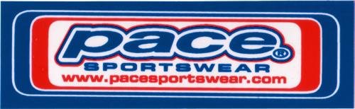 Pace(ペース)ロゴステッカー