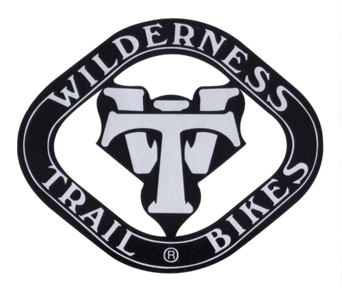 WILDERNESS TRAIL BIKES(WTB)ロゴステッカー