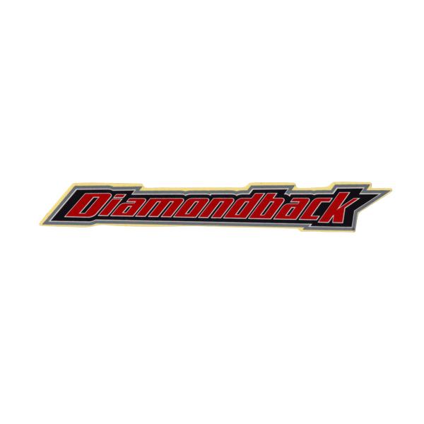 Diamondback(ダイヤモンドバック)ロゴステッカー