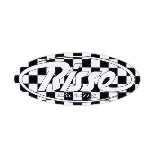 Risse Racing(リシーレーシング)ロゴステッカー
