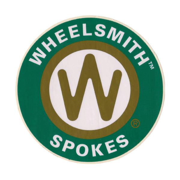 WHEELSMITH(ホイールスミス)ロゴステッカー