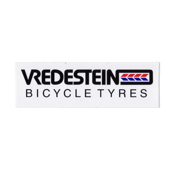 VREDESTEIN(ヴェレデスティン)BICYCLE TYRES ロゴステッカー