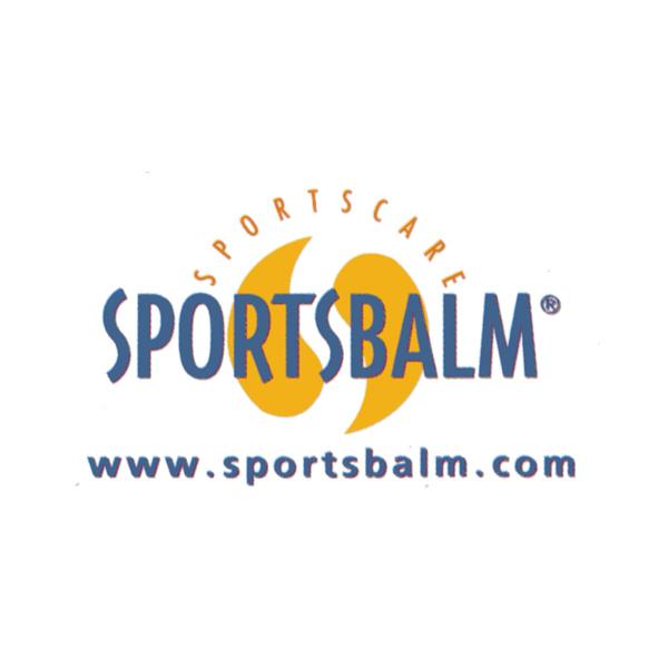 SPORTSBALM(スポーツバルム)ロゴステッカー