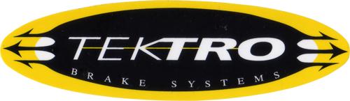 TEKTRO(テクトロ)ロゴステッカー