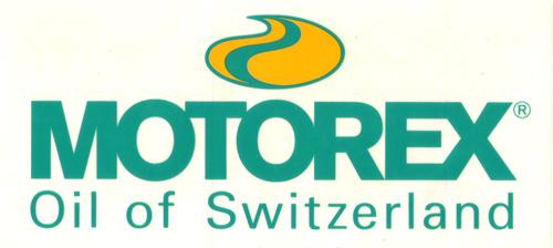 MOTOREX(モトレックス)ロゴステッカー