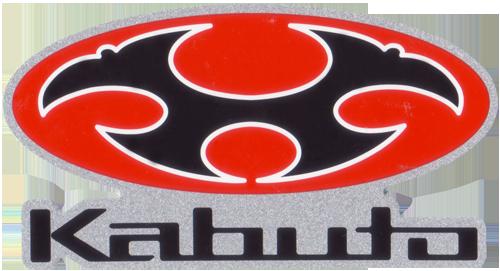 Kabuto(カブト)ロゴマークステッカー(大 / 中 / 小サイズ)