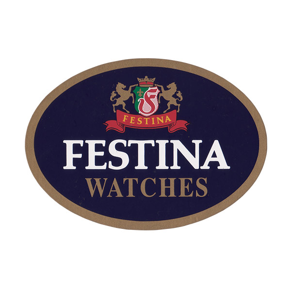 FESTINA WATCHES(フェスティナ ウオッチーズ)ロゴステッカー