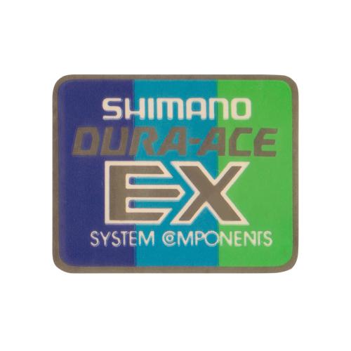 SHIMANO(シマノ)DURA-ACE EX ビンテージロゴステッカー