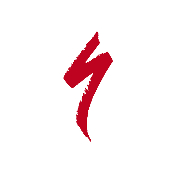 SPECIALIZED(スペシャライズド)S ロゴマークステッカー(レッド)
