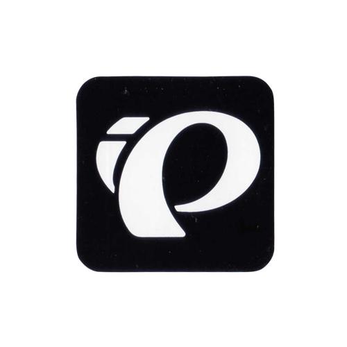 PEARL iZUMi(パールイズミ)ロゴマークステッカー(ブラック / ホワイト)
