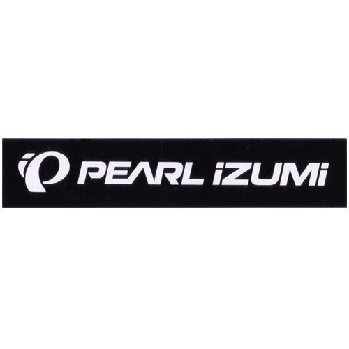 PEARL iZUMi(パールイズミ)ロゴステッカー(ブラック / ホワイト)