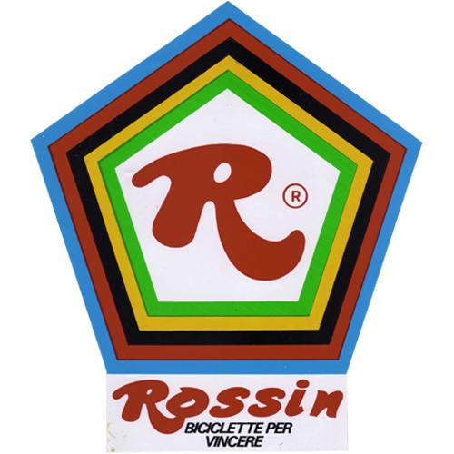 Rossin(ロッシン)ビンテージロゴステッカー