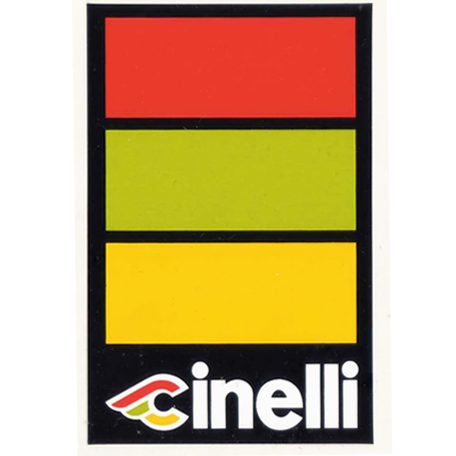 Cinelli(チネリ)ITALO(イタロ)79 ステッカー(Cデザイン / W5.5 / H8.4)