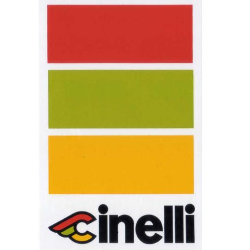 Cinelli(チネリ)ITALO(イタロ)79 ステッカー(Fデザイン / W5.5 / H8.4)
