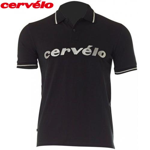 cervelo(サーヴェロ)ポロシャツ(castelli製 / ブラック)