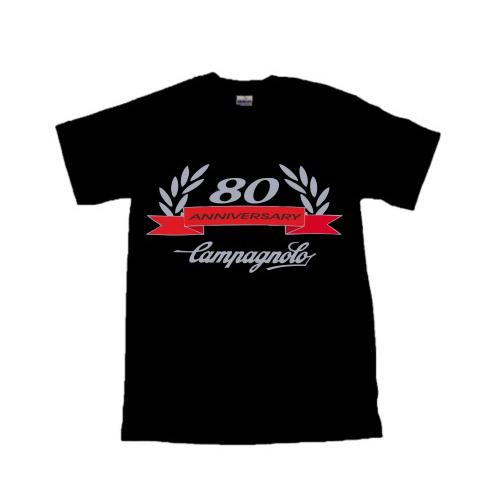 CAMPAGNOLO(カンパニョーロ)Tシャツ(Aデザイン / 80周年記念)
