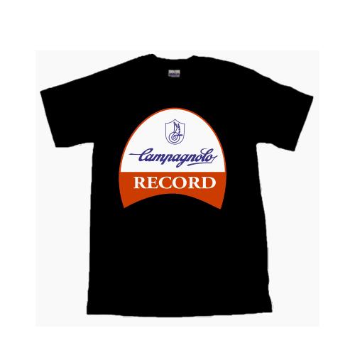 CAMPAGNOLO(カンパニョーロ)Tシャツ(Dデザイン / RECORD)