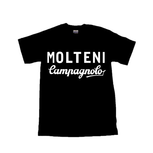 CAMPAGNOLO(カンパニョーロ)Tシャツ(Bデザイン / MOLTENI CAMPAA)