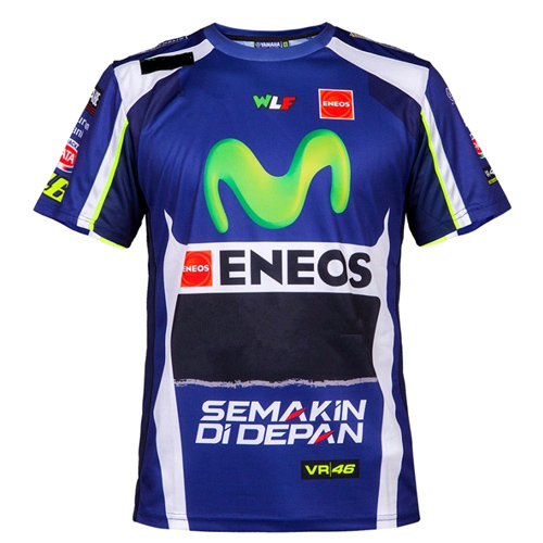 Valentino Rossi(バレンティーノ ロッシ)Tシャツ(Aデザイン)
