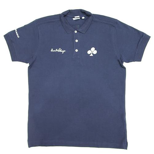 COLNAGO(コルナゴ)ポロシャツ(ネイビー)