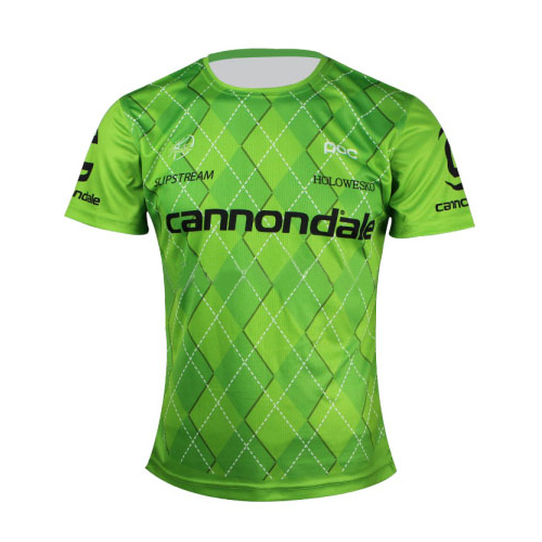 cannondale(キャノンデール)PRO CYCLING TEAM Tシャツ(Aデザイン / グリーン)