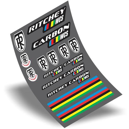Ritchey(リッチー)WCS カーボンフレーム用ステッカーセット