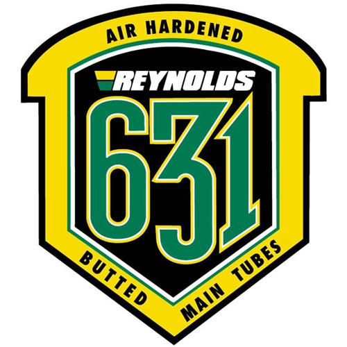 REYNOLDS(レイノルズ)フレームチュービングステッカー(631)