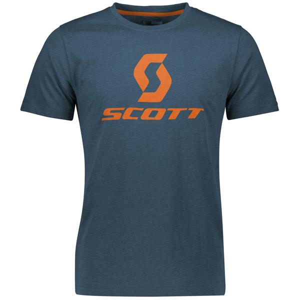 SCOTT(スコット)Tシャツ(10 ICON・ダークブルー)