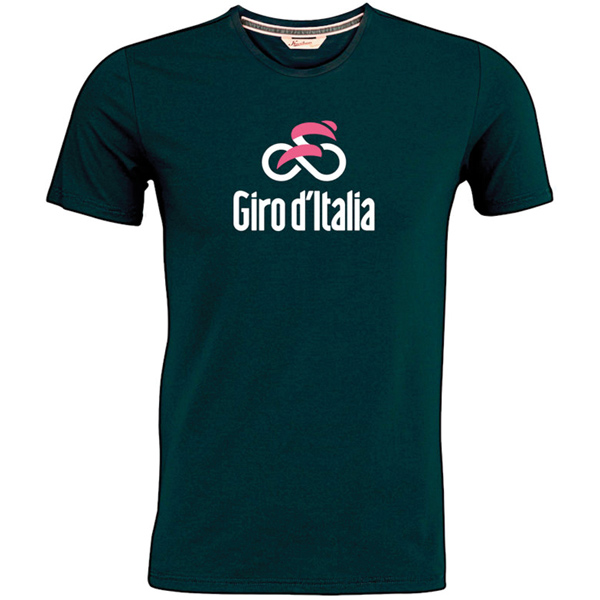 GIRO de ITALIA(ジロデイタリア)Tシャツ(2018 / アンスラサイト)