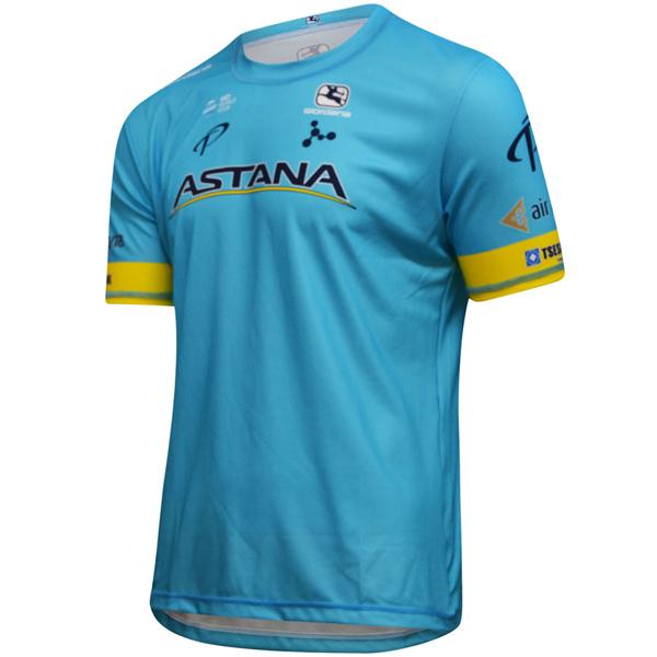 ASTANA Pro Team(アスタナ プロチーム)TECH Tシャツ(2018)