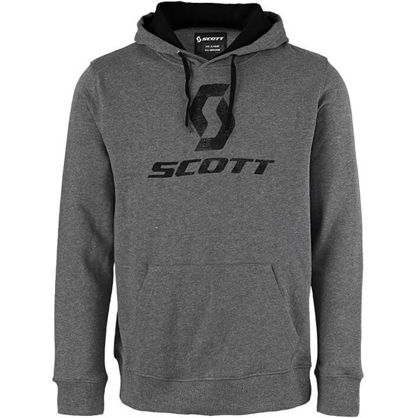 SCOTT(スコット) 10 ICON HOODYスウェットシャツ(グレー)