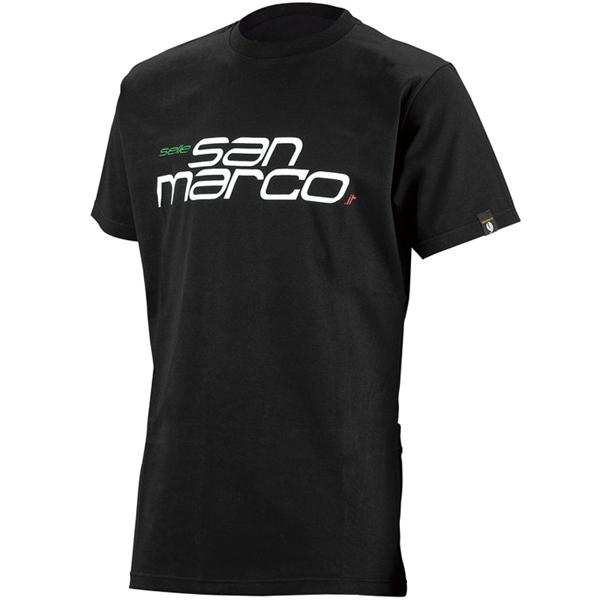 Selle San Marco(セラサンマルコ)コーポレートTシャツ(ブラック)