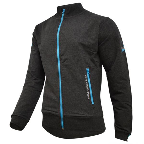 PINARELLO(ピナレロ)DOGMA(ドグマ)F10 スウェットシャツ(ブラック / ブルー)
