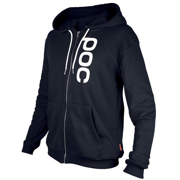 POC(ポック)FOOD ZIP スウェットシャツ(ブラック)
