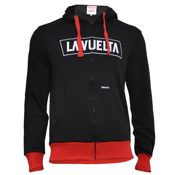 Santini(サンティーニ)VUELTA ESPANA(ヴェルタ エスパーナ)スウェットシャツ(ブラック)