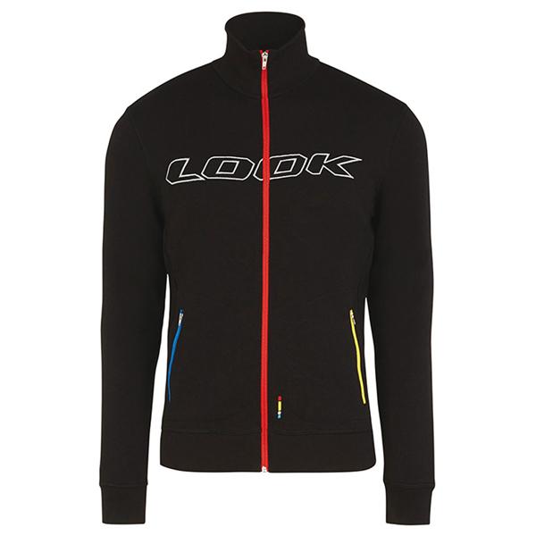 LOOK(ルック)オリジナルスウェットシャツ(ブラック)